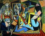 After Picasso, Women of Algiers