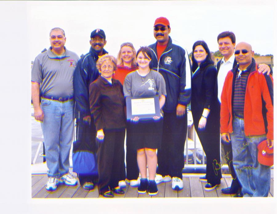 FREEPORT'S NEW NAUTICAL MILE HEALTH WALK