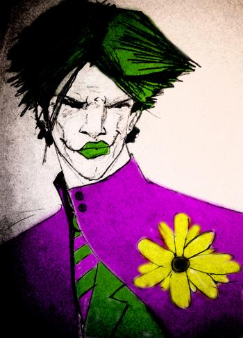 My Joker by David Gomez