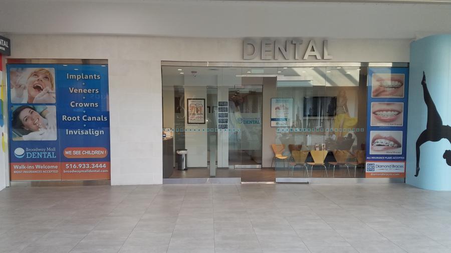 Broadway Mall Dental.