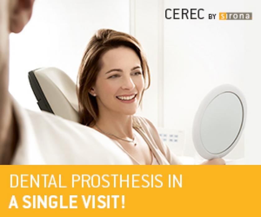 CEREC® All Porcelain Single Visit Crowns and Onlays