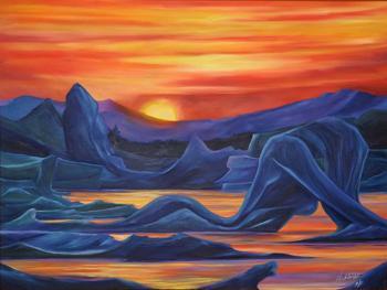 Sensual Sunset - Humberto Piloto