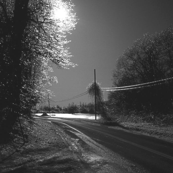 A Way Home (B&W).