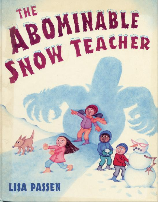 The Abominable Snow Teacher. School is cancelled for a snow day! The children are having so much fun that no one thinks about schoolwork. No one but Miss Irma Birmbaum, that is. Who else would ski through a blizzard to bring children their textbooks?<br /><br />But on the way a mysterious shock turns Miss Birmbaum into an Abominable Snow Teacher! Can the students show this huge, hairy teacher how to have fun before it`s too late?<br /><br />The fierce but lovable Miss Birmbaum returns in this laught-out-loud companion to `Attack of the 50-Foot Teacher` and `The Incredible Shrinking Teacher.`<br /><br />Lisa Passen says, `The toughest teacher in town, Miss Irma Birmbaum, is in another fine mess! As you read `The Abominable Snow Teacher;` I hope you laugh like I do when I watch those good old, bad old science fiction movies of the 1950s.`