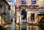 Shadows Of Venice III - Ruben Bore