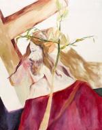 Jesus In Red - Kathleen Izzo