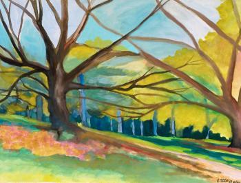 Fall Day - Kathleen Izzo