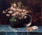 Azaleas - William Merritt Chase