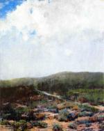 Dunes at Shinnecock - William Merritt Chase