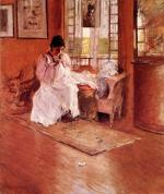 For the Little One (Hall at Shinnecock) - William Merritt Chase