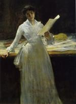 Memories - William Merritt Chase