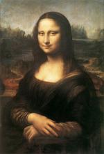 Mona Lisa, La Gioconda - Leonardo da Vinci