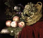 Still Life of Fruit - Willem van Aelst