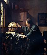 The Astronomer - Johannes Vermeer
