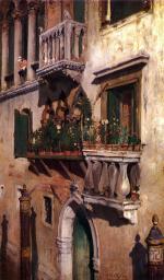 Venice - Pierre-Auguste Cot