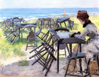 End of Season - William Merritt Chase