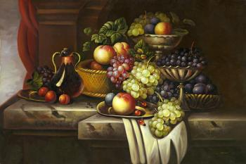 Fruit - Decorative Classic Stilllives