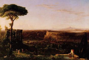 Italian Scene Composition - Thomas Cole