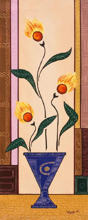 Fireflowers - Vessela