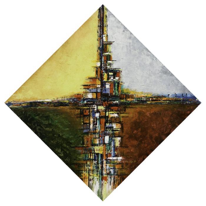 Megastructure I - Vessela
