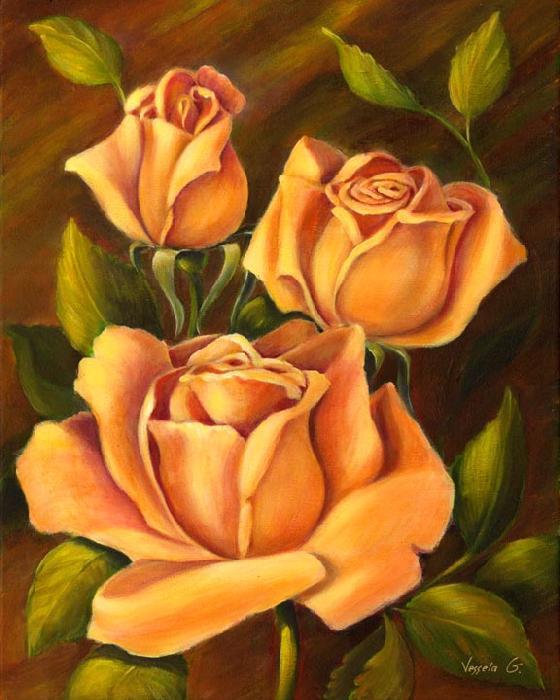Roses - Vessela