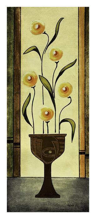 Yellow Flowers - Vessela