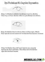 Eye Worksheet 1
