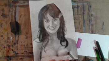 Draw Katy Perry Step by Step - Merrill Kazanjian
