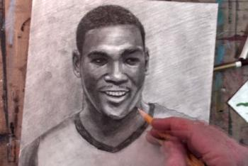 How to Draw Kevin Durant Step by Step - Merrill Kazanjian
