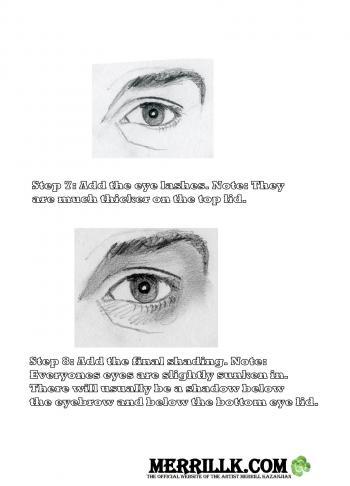 Eye Worksheet 3 - Merrill Kazanjian