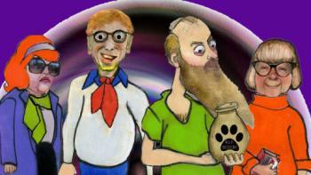 Scooby Doo Makeover 2011 - Merrill Kazanjian