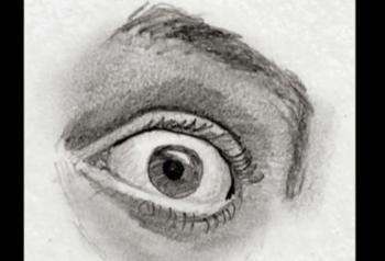 Fearful Eye: How to Draw Fear (Eye) Step by Step - Merrill Kazanjian