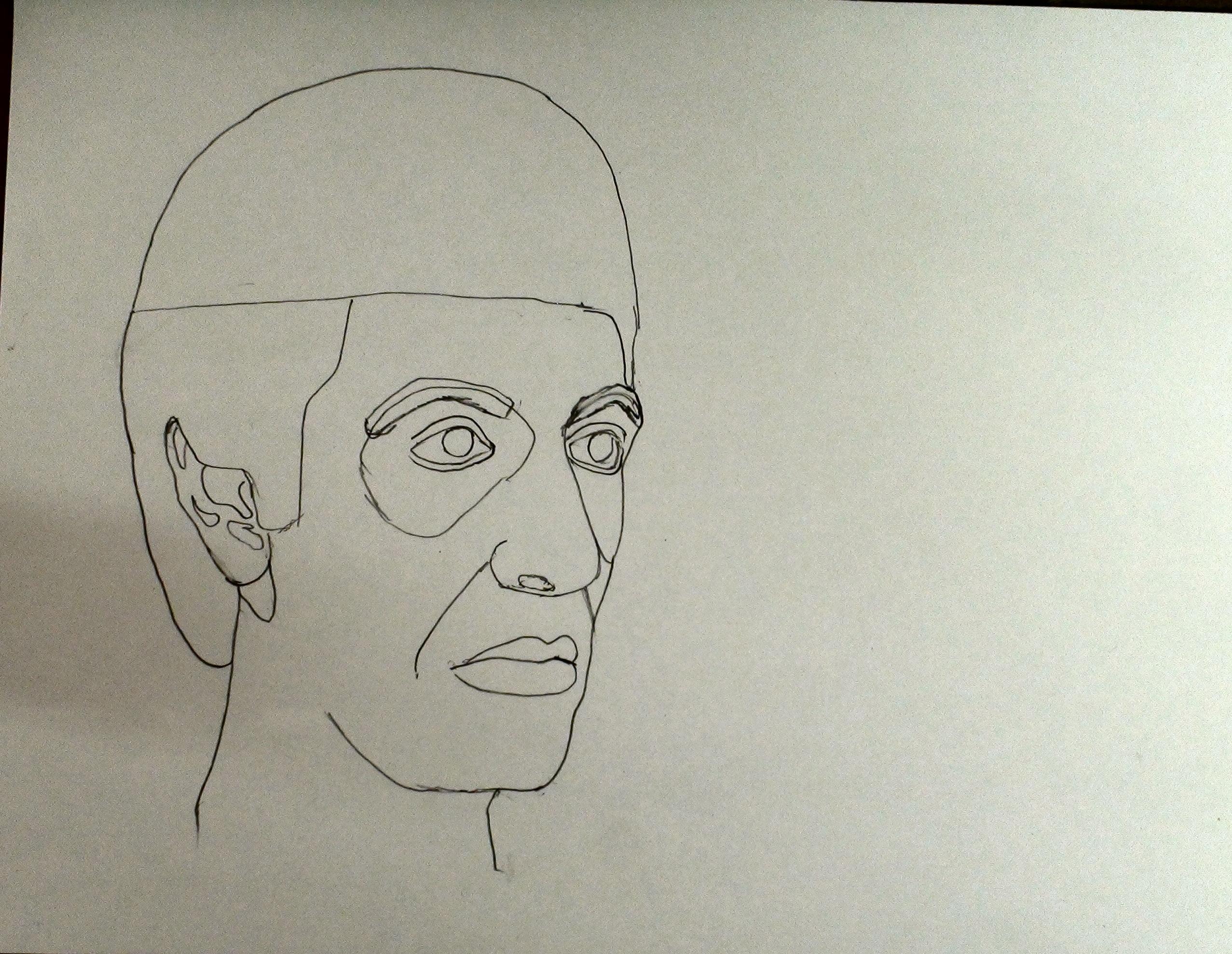 draw scarface step 11