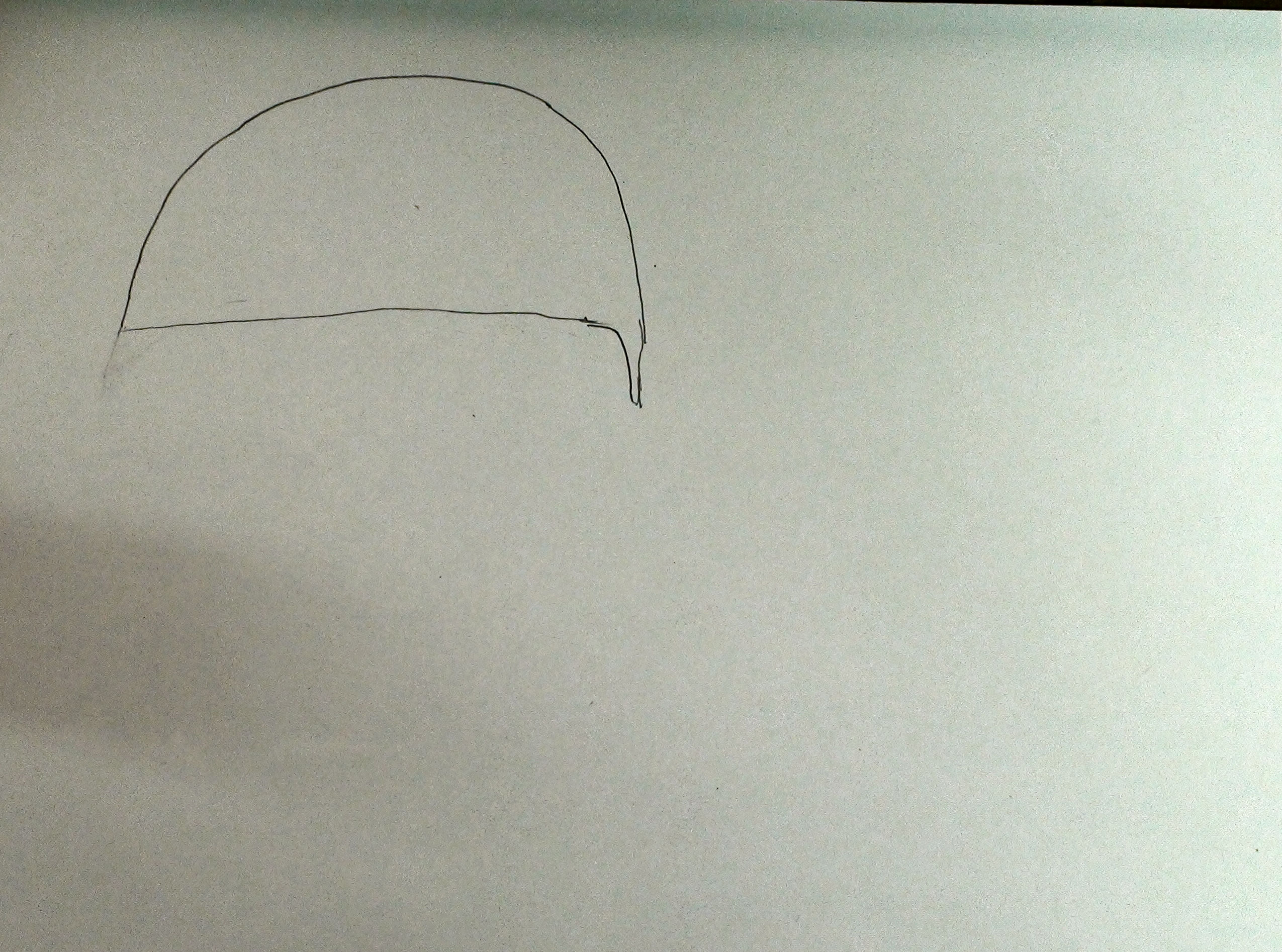 draw scarface step 1