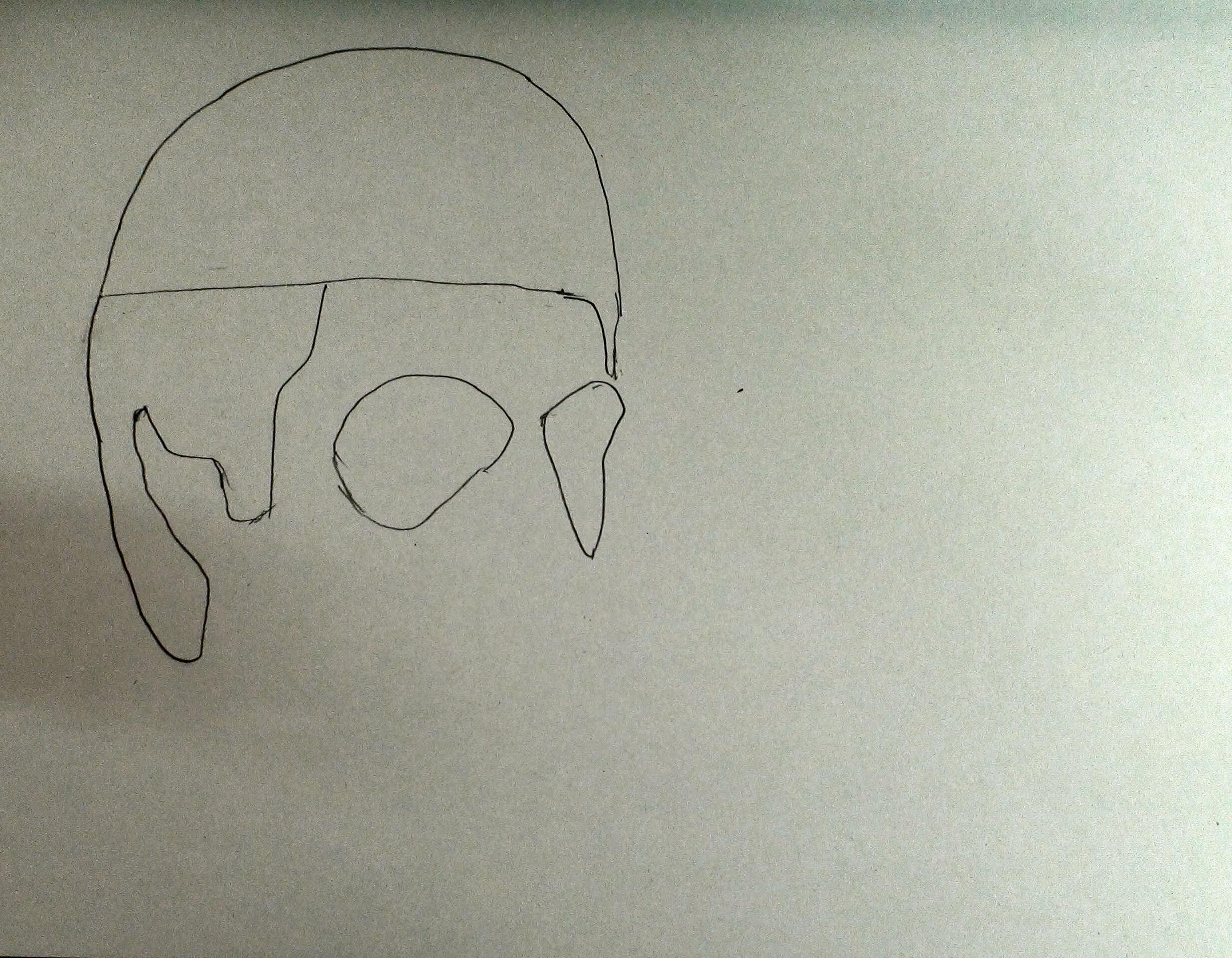draw scarface step 3
