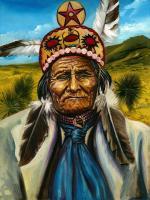 Geronimo - Chiricahua Apache War Leader/Medicine Man 1829-1909
