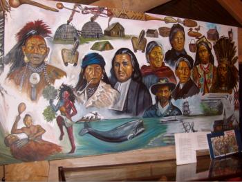 Historic Period, Shinnecock Nation Museum - David Martine