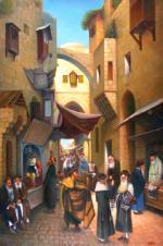 Shabbos Morning (Eduard Gurevich) - Jewish Life