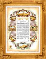 Ketubot #318 - Parchments