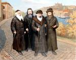 Aiger/Sofer Family in Presburg #4222  (Carl Braude) - Rabbis