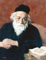 Brisker Rov(R' Chaim) #4229   (Theodor Tolby) - Rabbis