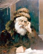 Minchas Elazar (Munkacher Rebbe) #4240   (Theodore Tolby) - Rabbis