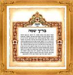 Synagouge #432 - Parchments