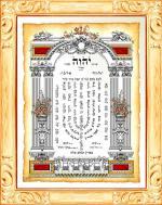 Synagouge #464 - Parchments