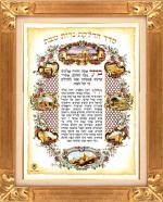 Hadlokas Ner Shabbos #576 - Parchments