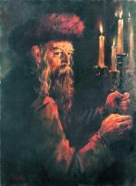 Shamash  #75169  (Theodor Tolby) - Jewish Life