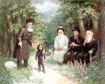 Lubavitch Dynasty 2 #7574  (Carl Braude) - Rabbis