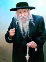 Tosher Rebbe #9215 (Carl Braude) - Rabbis