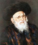 Bobover Rebbe #0001  (Theodore Tolby) - Rabbis