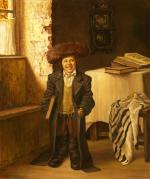 Dads Clothes #BD1025   (Boris Dubrov) - Simcha/ Happiness